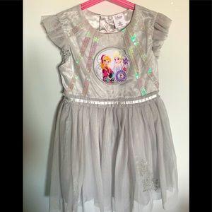 Disney Frozen Elsa and Anna dress